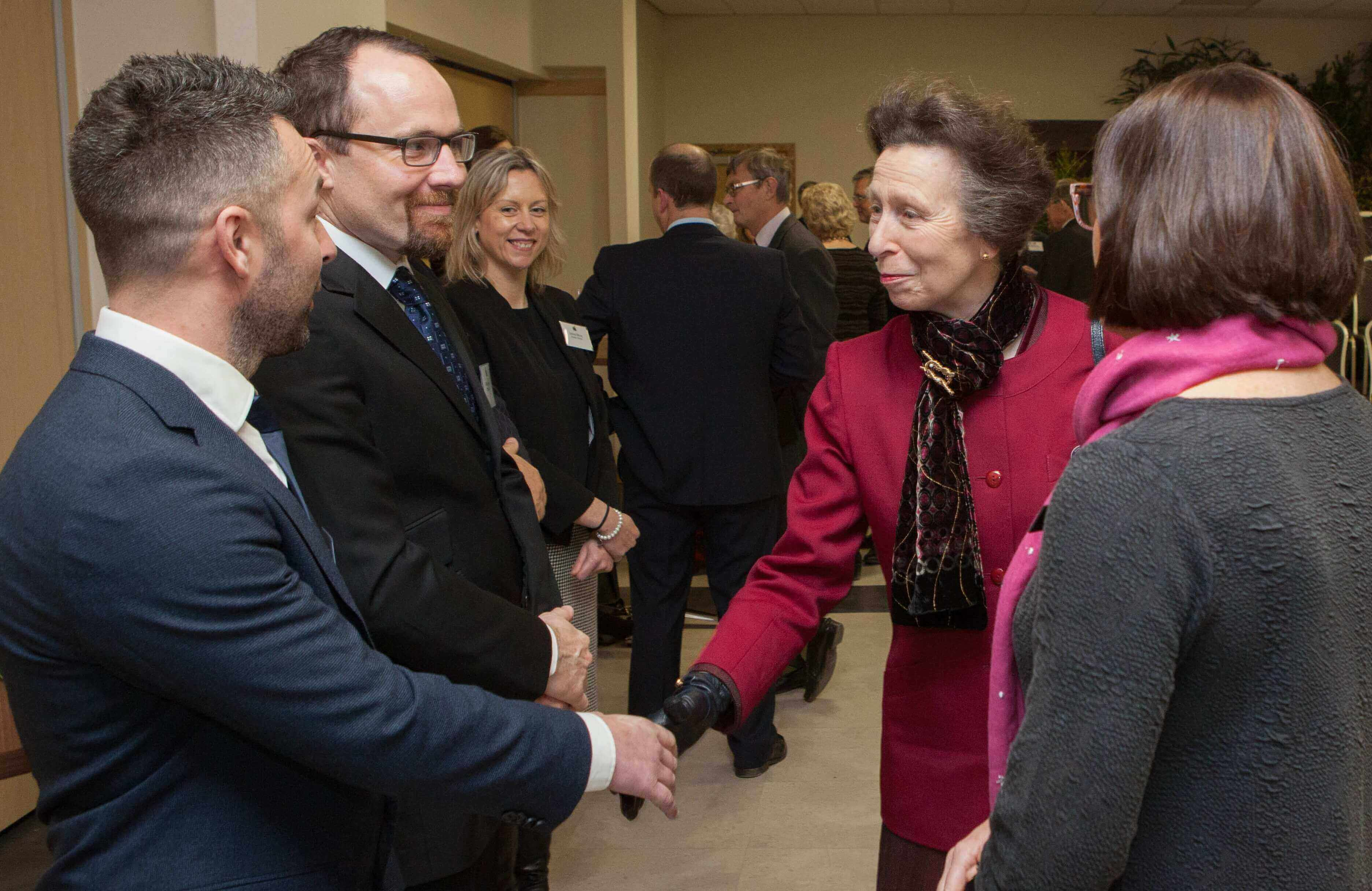 L- R CANNA meeting HRH The Princess Royal.jpg