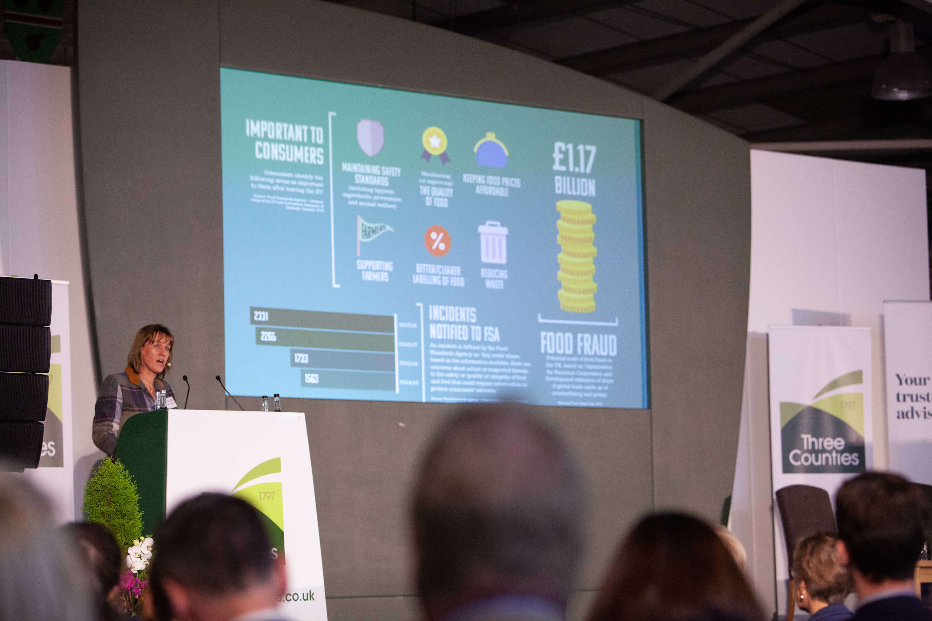 NFU President Minette Batters presenting at Three Counties Farming Conference.jpg